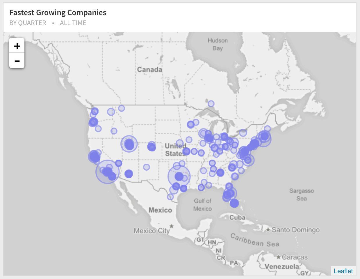 GeoMap Charts · SQL Data Viz · SILOTA